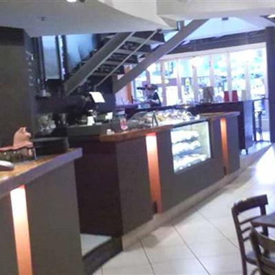 Caliente Restaurant before conversion