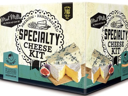 Specialty Cheeses Kit
