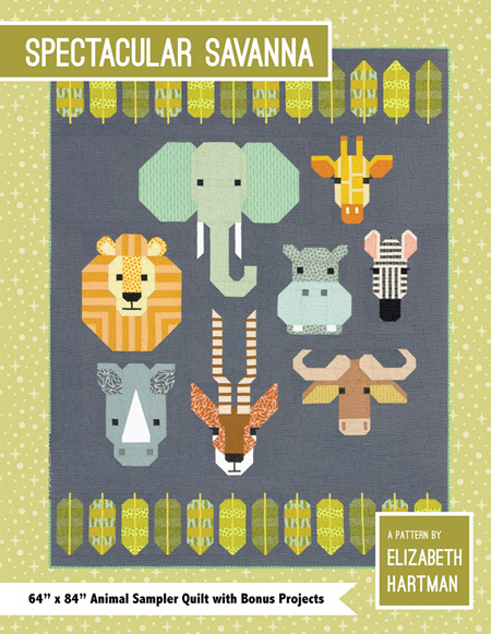 Spectacular Savannah Quilt Pattern