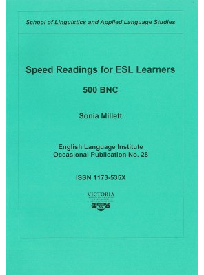 Speed Readings for ESL learners 500BNC