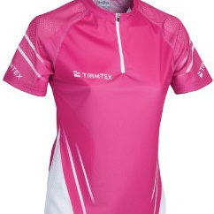 Speed Womens O-Shirt White/Pink