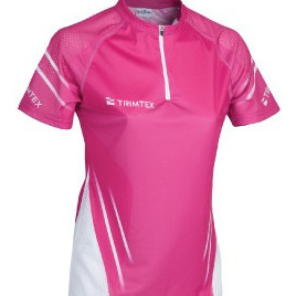 Speed Womens O-Shirt, White / Pink