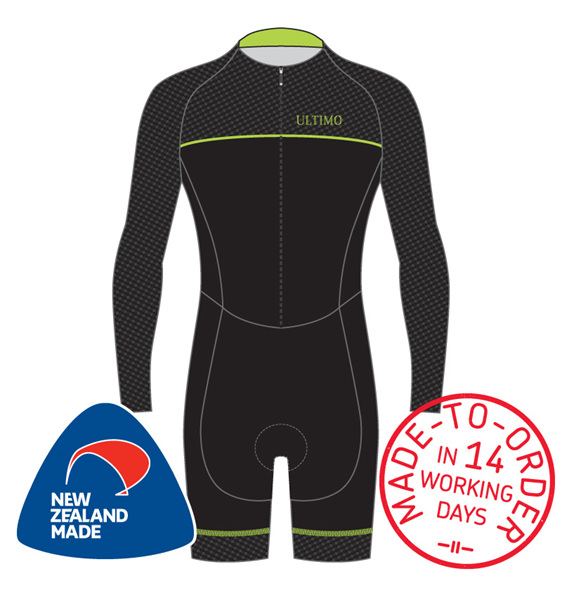 Speedsuit - carbonfibre