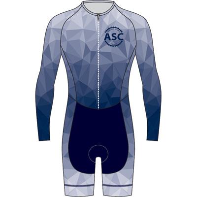 Speedsuit Long Sleeve - Auckland Schools Cycling