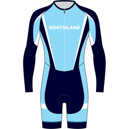 Speedsuit Long Sleeve - Bike Northland