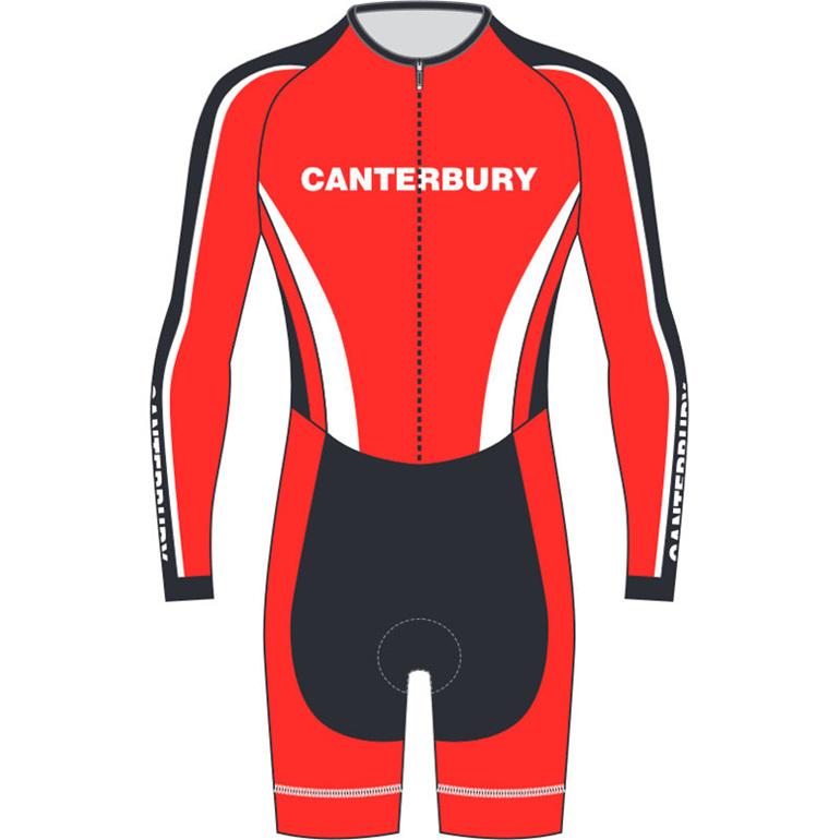 Speedsuit Long Sleeve - Canterbury Cycling