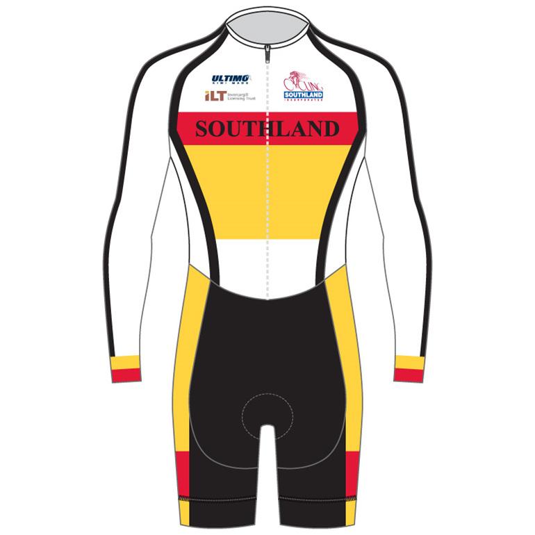 Speedsuit Long Sleeve - Cycling Southland
