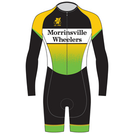 Speedsuit Long Sleeve - Morrinsville Wheelers