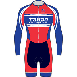 Speedsuit Long Sleeve - Taupo Cycling Club