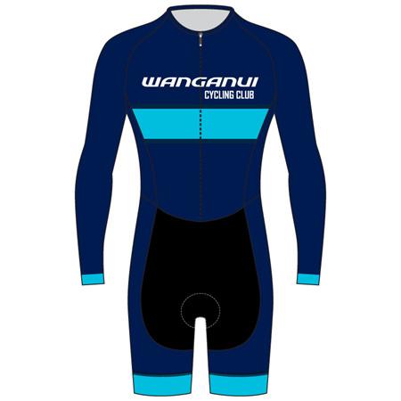 Speedsuit Long Sleeve - Wanganui Cycling