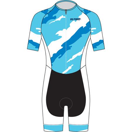 Speedsuit Short Sleeve - Auckland Centre