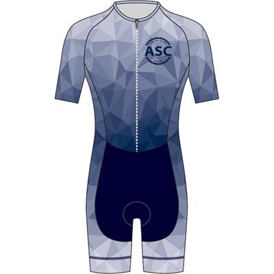 Speedsuit Short Sleeve - Auckland Schools Cycling
