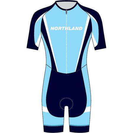 Speedsuit Short Sleeve - Bike Northland