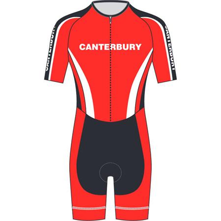 Speedsuit Short Sleeve - Canterbury Cycling