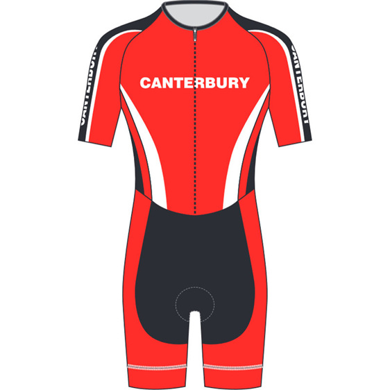 Speedsuit Short Sleeve - Canterbury Cycling
