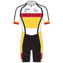 Speedsuit Short Sleeve - Cycling Southland