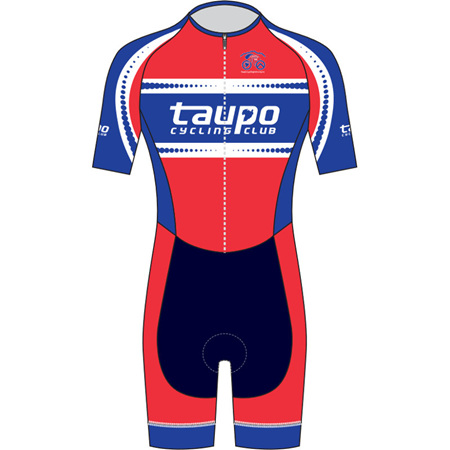 Speedsuit Short Sleeve - Taupo Cycling Club