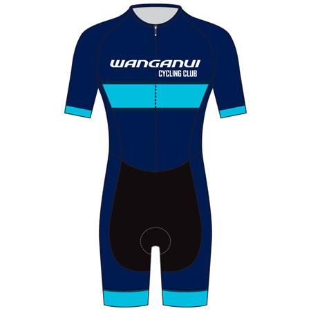 Speedsuit Short Sleeve - Wanganui Cycling