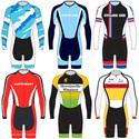 Speedsuits - Club and Centre