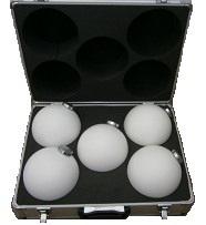 Sphere targets