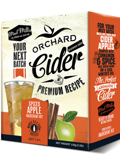 Spiced Apple Cider Next Batch Kit
