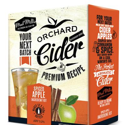 Spiced Apple Cider Next Batch Kit