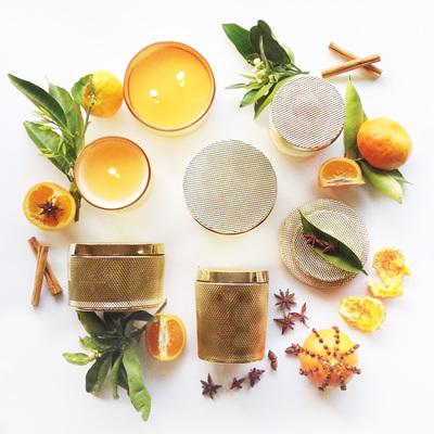 Spiced Orange Nouveau