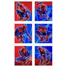 Spiderman 4 Stickers