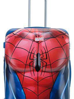 SpiderMan Hard Case Size L