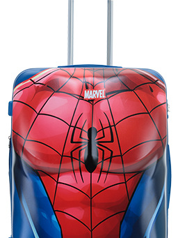 SpiderMan On Board Case Luggage Out of Stock