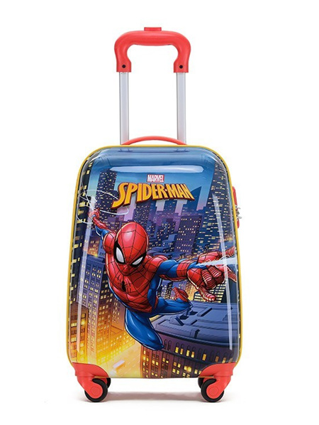 SpiderMan OnBoard 4 Wheel Case