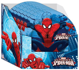 Spiderman Plates x 8 NEW