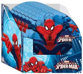 Spiderman Plates x 8 NEW