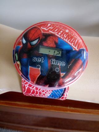 Spiderman Snap Watch