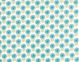 Spiral Floral - Off White - 17963-20