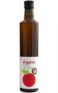 Spiral Foods Organic Cider Vinegar 500ml