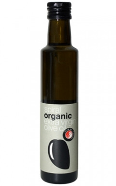 Spiral Foods Organic Extra Virgin Olive Oil 250ml