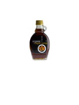 Spiral Foods Organic Maple Syrup 236ml
