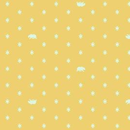 Spirit Animal Bear Hug Yellow