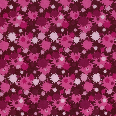 Splatter - Pink