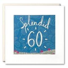 Splendid 60 - card