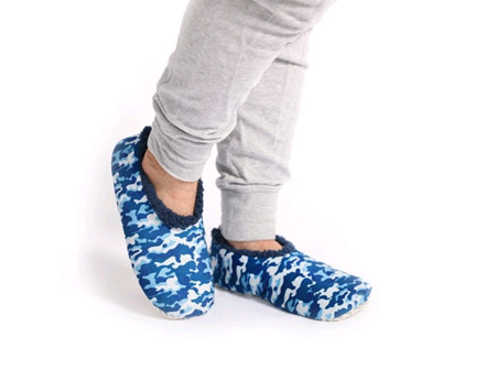 Sploshies Mens Blue Camo XL