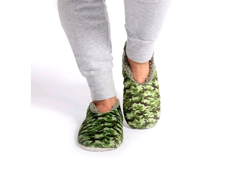 Sploshies Mens Green Camo Medium