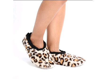 Sploshies Womens Leopard Traditional Large