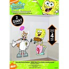 Sponge Bob & Sandy Wall Decorating Kit - SPECIAL