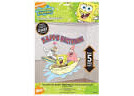 Spongebob Square pants in a Boat Scene Setter