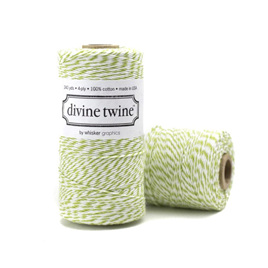 spool of twine - available in 17 colours