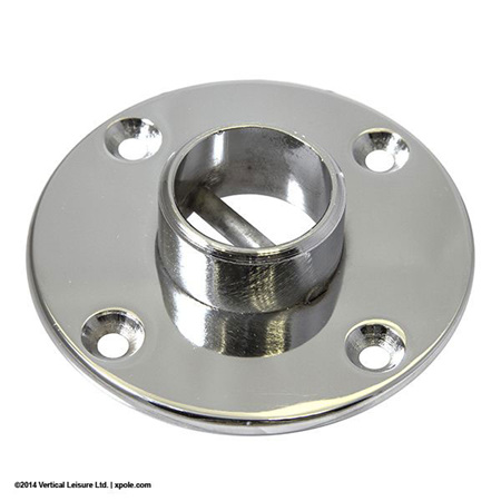Sport Pole Fixed Flange Plate  - 50mm