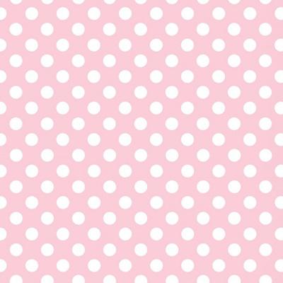 Spots - Light Pink