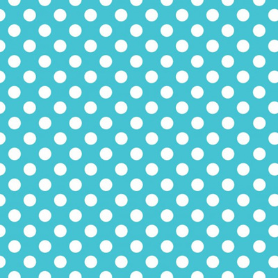 Spots - Turquoise